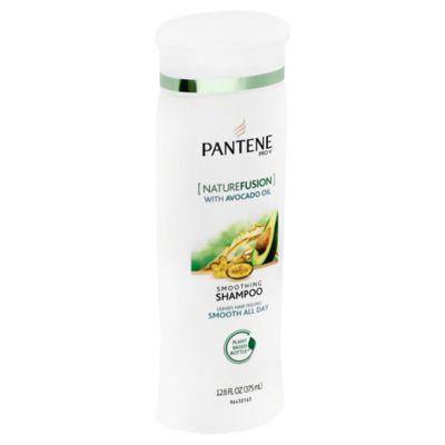 Pantene Pro-V 12.6 oz. Nature Fusion Smoothing Shampoo with Avocado Oil