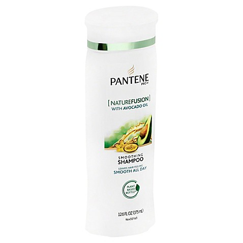 Pantene Nature Fusion With Avocado Oil Shampoo