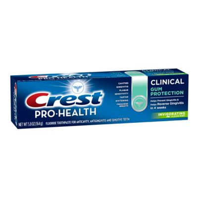 Crest® Pro-Health 5.8 oz. Clinical Gum Protection Invigorating Toothpaste in Clean Mint
