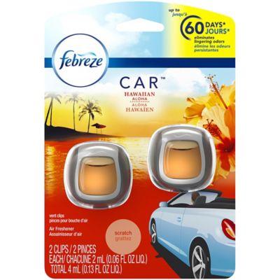 Febreze® 2-Count Car Vent Clip in Hawaiian Aloha