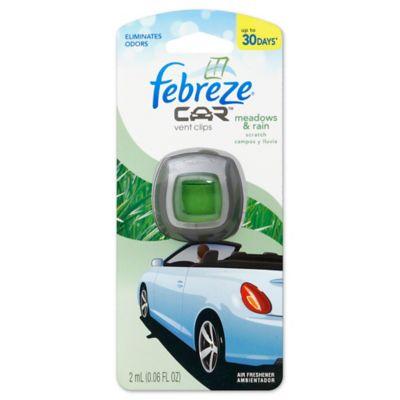 Febreze® 1-Count Car Vent Clip in Meadows and Rain