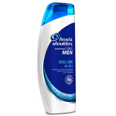 Head and Shoulders® 13.5 oz. Total Care Men's All-in-1 Anti-Dandruff Shampoo + Conditioner