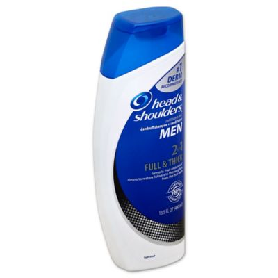 Head and Shoulders® 13.5 oz. Men's 2-in-1 Full and Thick Dandruff Shampoo and Conditioner
