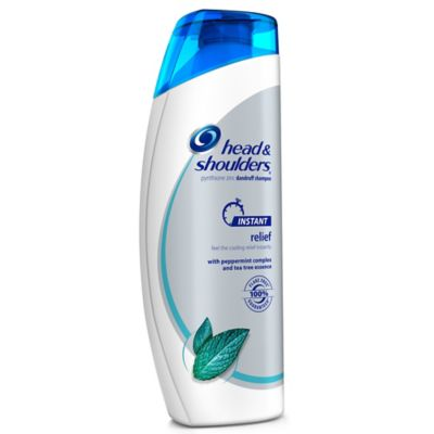 Head & Shoulders 12.8 oz. Instant Relief Dandruff Shampoo with Tea Tree Essence