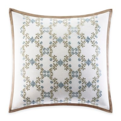 Laura Ashley™ Raeland Geometric Square Throw Pillow