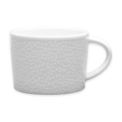 Noritake® White on White Snow Cup