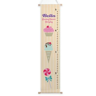 Growing Sweeter Everyday Growth Chart