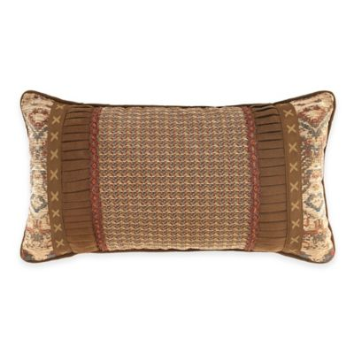 Croscill® Salida Reversible Boudoir Throw Pillow