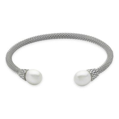 Silver Multi Cuff Bracelet