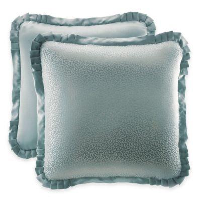J. Queen New York™ Kingsbridge European Pillow Sham in French Blue