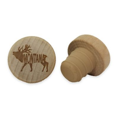 WineO Montana Wine Stopper