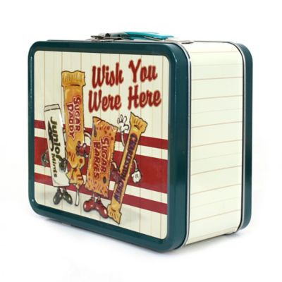 "Tootsie® ""Wish You Were Here"" Candy Tin Lunch Box"