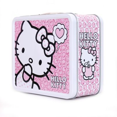 Hello Kitty® Pink Apples Lunch Box