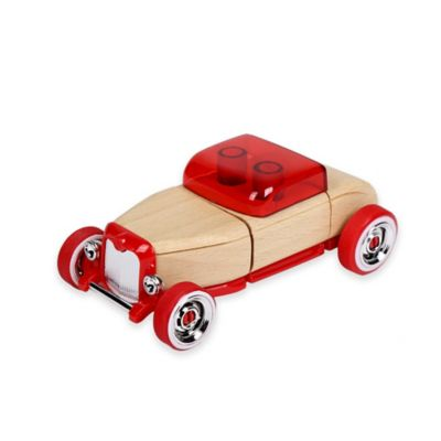 Automoblox Mini Hot Rod HR-1 Coupe in Red