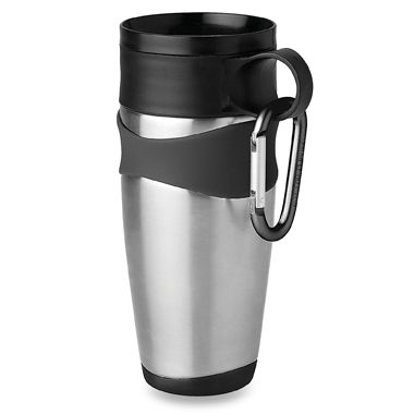 Leak-Proof Travel Mug