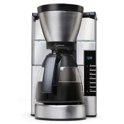 Buy Jura Capresso MG900 10-Cup Rapid Brew Coffee Maker from Bed Bath & Beyond