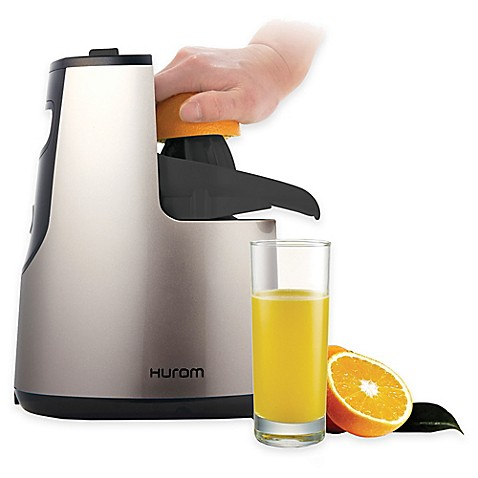Hurom Slow Juicer Bed Bath And Beyond : Buy Hurom Citrus Squeezer from Bed Bath & Beyond