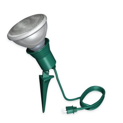 Stanley LampMax Deluxe Outdoor Flood Light Bulb Holder