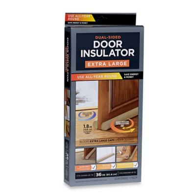 X-Large Dual-Sided Door Insulator