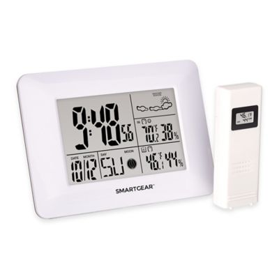 Smart Gear STG-6160-BB Weather Station