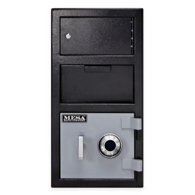 Mesa Safe Company MFL2014C-OLK Depository Safe with Outer Locker & Combination Lock