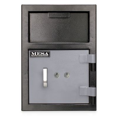 Mesa Safe Company MFL2014K Depository Safe with Dual Key Lock