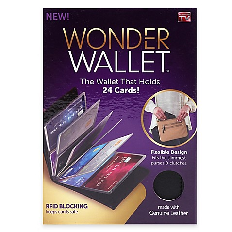 Buy Wonder Wallet From Bed Bath Beyond