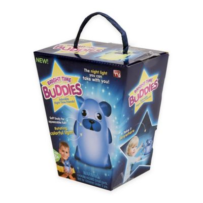 Bright Time Buddies® Night Time Friends Dog