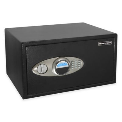 Honeywell 5612 2-Drawer Jewelry Safe in Black
