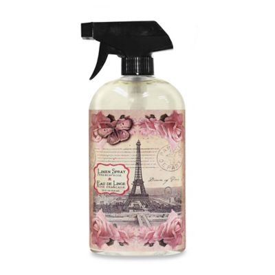 Home and Body 28 oz. French Rose Linen Spray