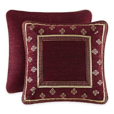J. Queen New York™ Dynasty European Pillow Sham in Red