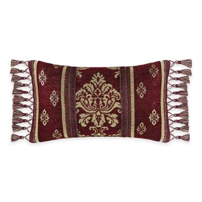 J. Queen New York™ Dynasty Boudoir Throw Pillow in Red