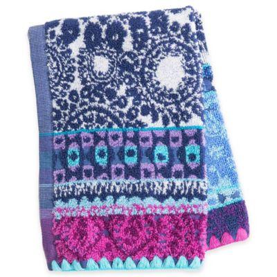 Desigual® Denim Folk Mini Towel