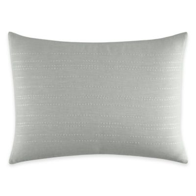 Aqua Blue Bed Pillow