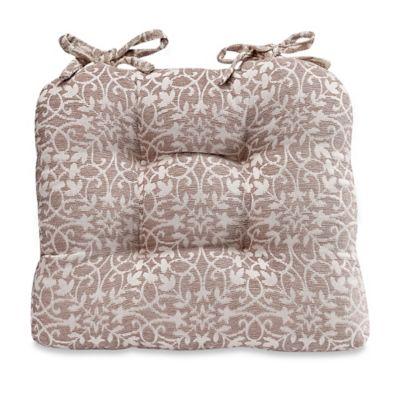 Beige Chair Pads