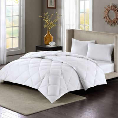 Sleep Philosophy Level 3 Warmest Down Alternative King Comforter with 3M Thinsulate in White