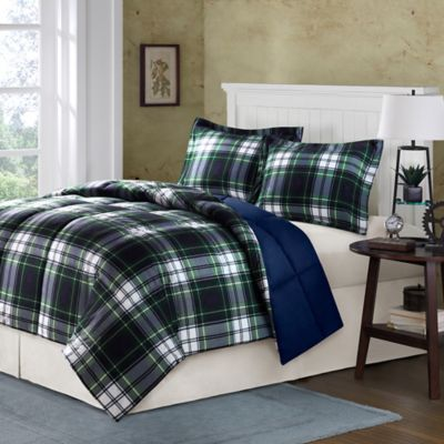 Comfort Classics Parkston Twin/Twin XL Mini Comforter Set