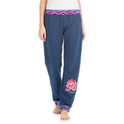 Desigual® Denim Folk Large/X-Large Lounge Pant