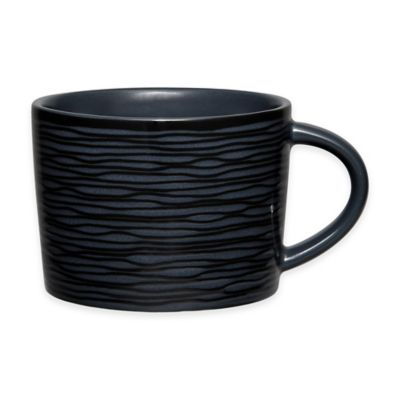 Black Swirl Cup