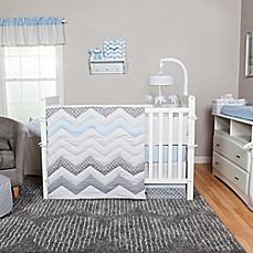 Trend Lab 174 Blue Taffy Crib Bedding Buybuy Baby