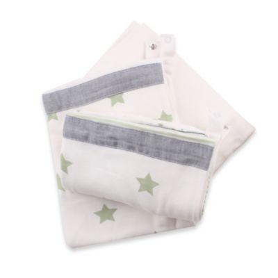Cream Sheet and Protector Set