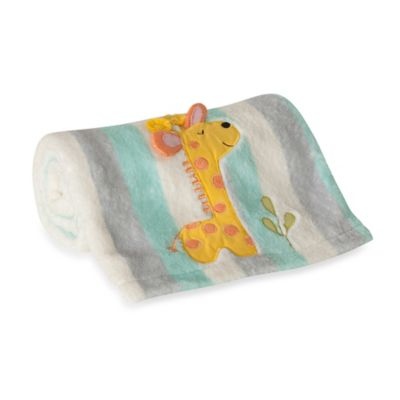Lambs & Ivy® Dena Happi Jungle Blanket