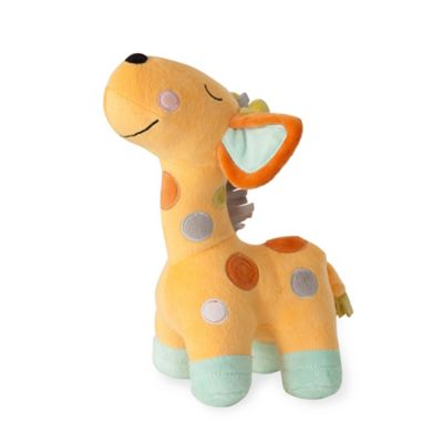 Lambs & Ivy® Dena Happi Jungle Flapjack Giraffe Plush Toy