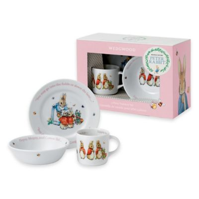 Dishwasher Safe Nursery Set