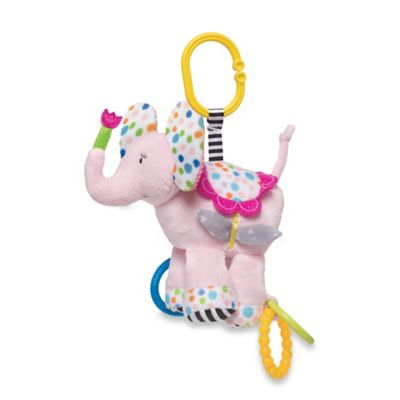 Manhattan Toy® Blossoms Elephant Activity Toy