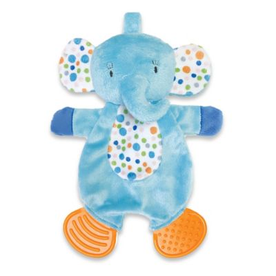 Lil Explorers Teether Pal Elephant Blankie