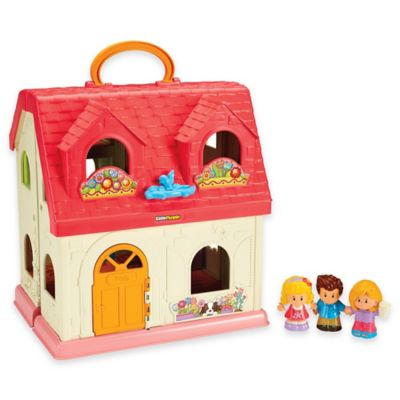 Fisher-Price® Little People® Surprise and Sounds Home