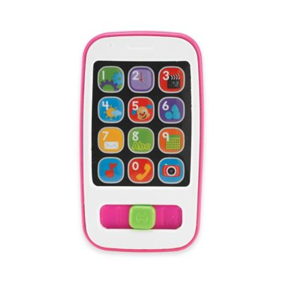 Fisher-Price® Toy Smart Phone in Pink