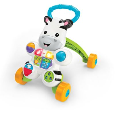 Fisher-Price® Learn with Me Zebra Walker
