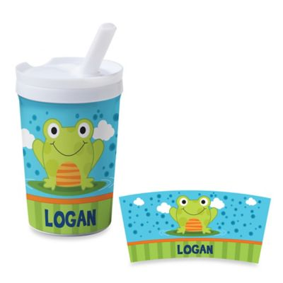 Sweet Frog Sippy Cup